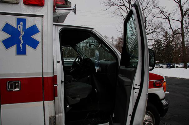 Ambulance CEU