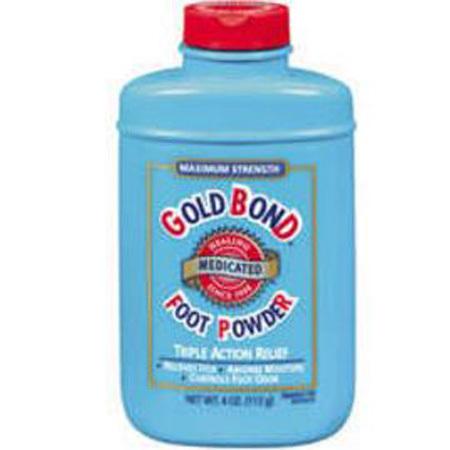 Gold Bond® Medicated Foot Powder, 4oz