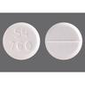 Prednisone Tablets, 20mg, 100 Tablets
