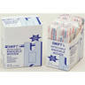 Swift Detectable Adhesive Bandage Blue, 2-1/8in L x 4in W
