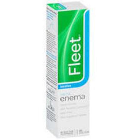 Fleet® Saline Laxative Enema, Adult, 4.5oz