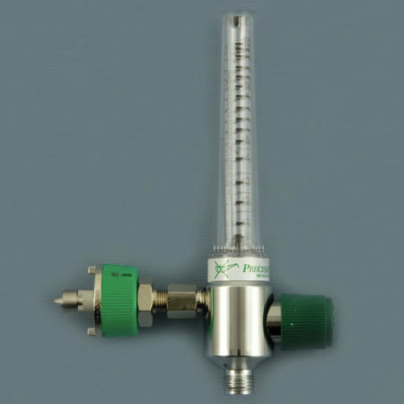 Oxygen Flowmeters, Tee Branch