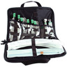 Intubation Carry Case, Blue, Anti-Bacterial Fabric