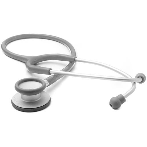 Adscope® 609 Ultra-lite Clinician Stethoscope, 31in L, Gray