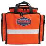 Emergency Responder EMT Pack, 11in x 12in x 5in, Orange, Pocketed