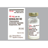 Kenalog Vial, 10mL, 40mg/mL *Non-Returnable and Non-Cancelable*