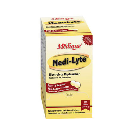 Medi-Lyte Electrolyte Replenisher Tablets, 250 Tablets