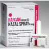 Nasal Narcan Spray, 4mg, 0.1ml (Naloxone)