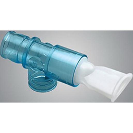 AirLife® Disposable Tee Adapter, 22mm ID x 22mm OD, Plastic