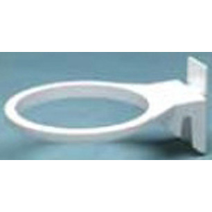 Guardian™ Close-to-Wall Ring Bracket, For 1200mL Suction Canister