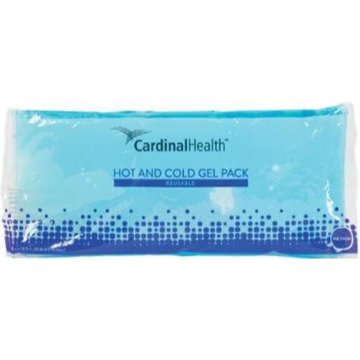 Reusable Hot/Cold Gel Pack, Small, 4-1/2in x 7in