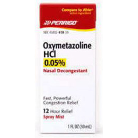 Oxymetazoline HCI Nasal Spray, 0.05%, 30mL