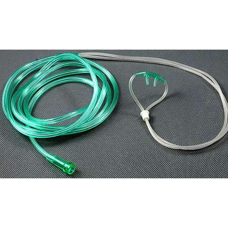 AMSure® Nasal Oxygen Cannula, Non-Flared Prongs