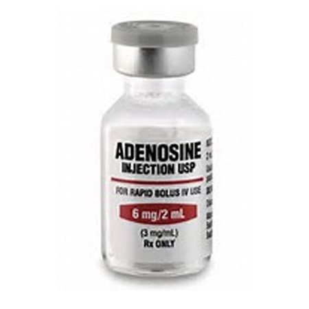 *Box Quantity* Adenosine 6mg, 2ml Vial
