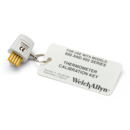 Calibration Key, For SureTemp Plus 690/692 and 5300 Electronic Thermometer
