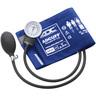Prosphyg™ 760 Pocket Aneroid Sphygmomanometer, Size 11 Adult, 23 to 40cm, Royal Blue, Case