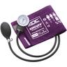 Prosphyg™ 760 Pocket Aneroid Sphygmomanometer, Size 11 Adult, 23 to 40cm, Violet, Case