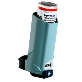 Ventolin HFA Inhaler, 8gm