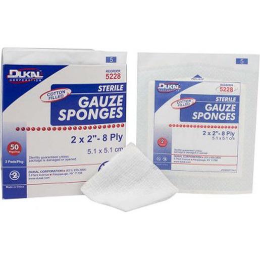 Non-Sterile Gauze Sponges