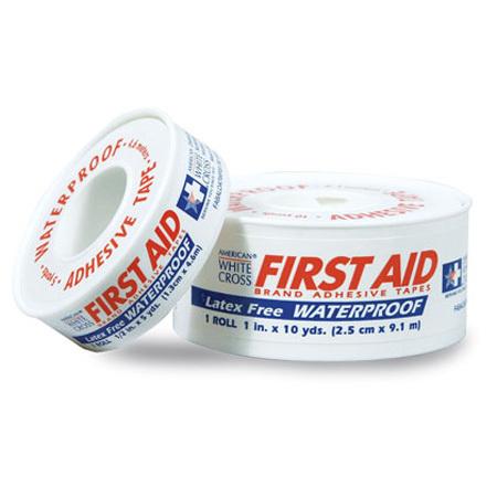 White Cross Waterproof Tapes