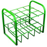 Cylinder Holder, 19-1/2in x 22in x 15in, Green