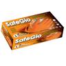 *Limited Quantity* SafeGlo™ Exam Gloves, Orange, Small *Non-Returnable and Non-Cancelable*