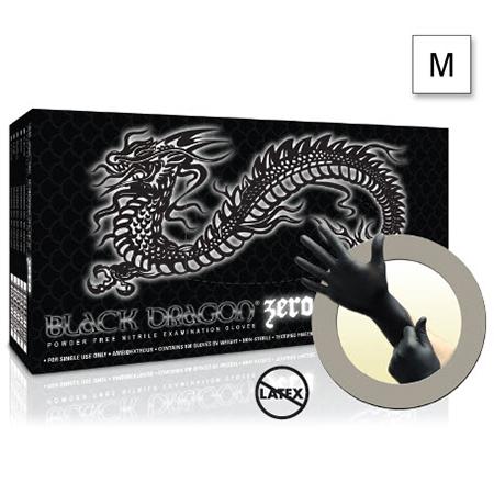 Black Dragon Zero Gloves