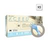 XCEED® Exam Gloves, Blue, XS