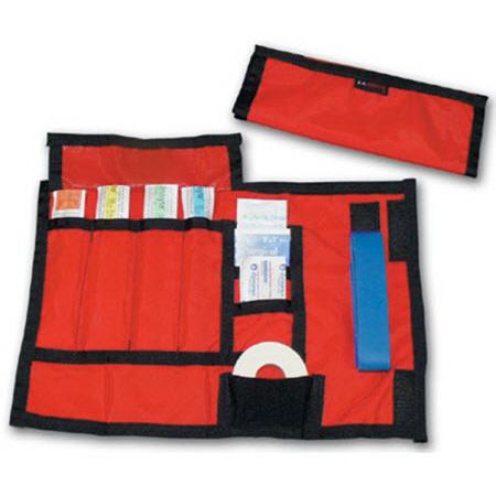 IV Start Pack, 13.5in L x 9in W, Red