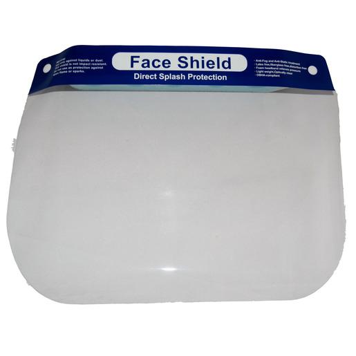 Full Face Shield, Elastic Strap