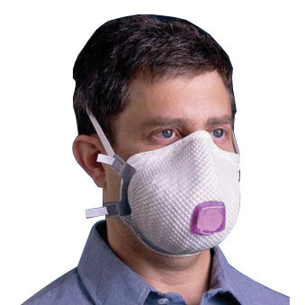 Respirator Mask, Disposable, Medium/Large