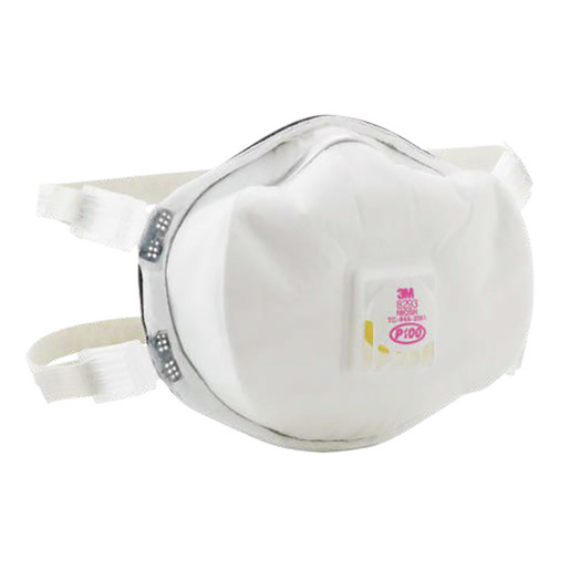 Particulate Respirator P100 Mask *Non-Returnable and Non-Cancelable*