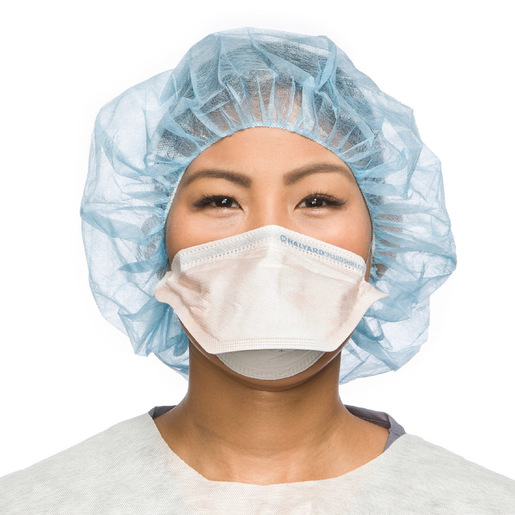 FLUIDSHIELD N95 Particulate Filter Respirator And Surgical Mask, Regular Size