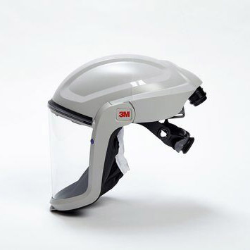 3M™ Versaflo™ Respiratory Faceshield Assembly M-206/37299(AAD), with Comfort Faceseal