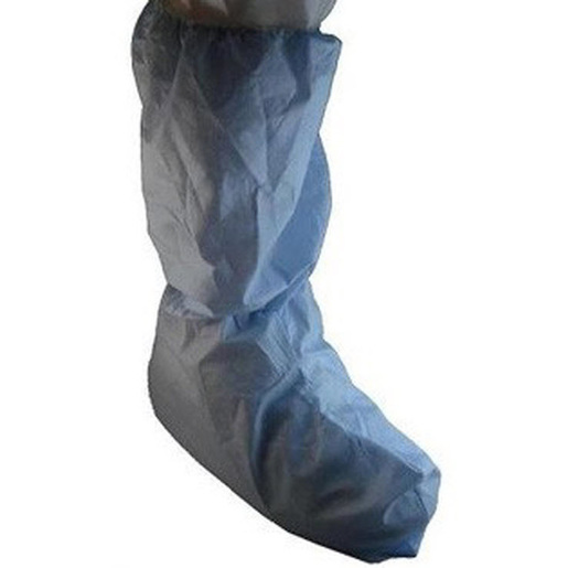 *Limited Quantity* Tian's Epic Tyvek-Equivalent MP Super Track Boot Cover, XL, Blue