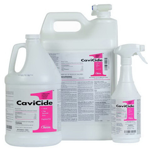 CaviCide1 Surface Disinfectant / Decontaminant Cleaner