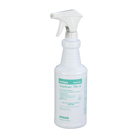 Asepticare™ TB+ II Hard Surface Cleaner, 12 to 32oz