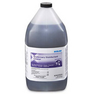 EnCompass® Quaternary Disinfectant Cleaner, 4 to1gl
