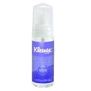 KLEENEX ULTRA Moisturizing Foam Hand Sanitizer