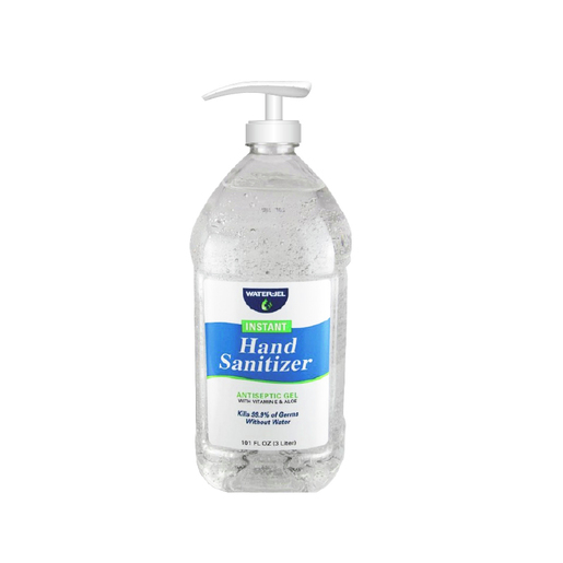 Hand Sanitizer, Pump Top, 101fl oz *Non-Returnable*