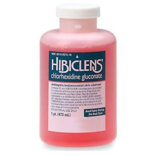 Hibiclens® Antiseptic Skin Cleanser, 16oz *Non-Returnable and Non-Cancelable*