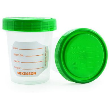 Specimen Container, Non-sterile, 120mL