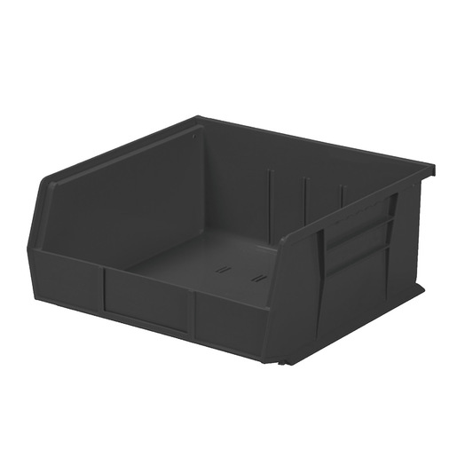 HCL Super Tough Bin, 11x5x11, Black
