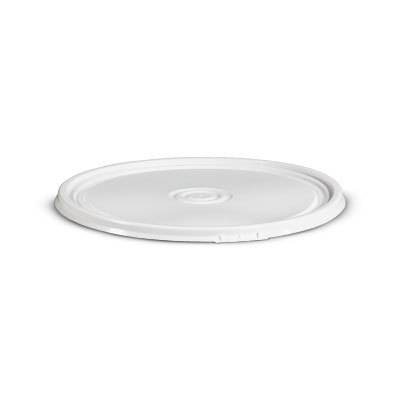 Single Seal Lid, White