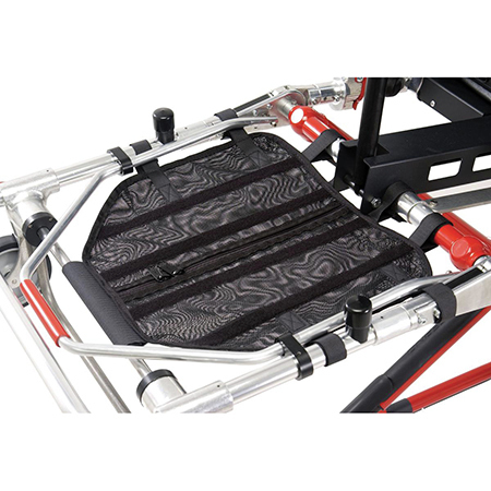 Sof-Net Cot Equipment Holder, For 35P and 93H PROFlexx, and POWERFlexx Cots