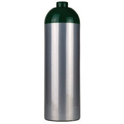 *Discontinued* Oxygen Cylinder, Aluminum, M60 with 540 Valve