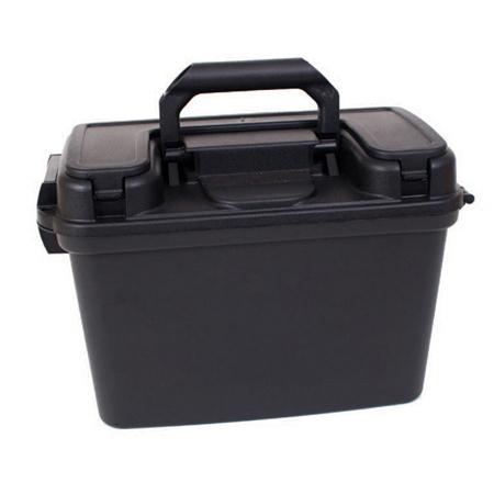 Flambeau Zerust Dry Box, 13in L x 6-3/4in W x 7-1/4in D, Model T1408, Blue, ZeRust