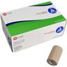 Sensi-Wrap Self-adherent Bandage Roll, 5yd L x 4in W, Tan