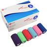 Sensi-Wrap Self-adherent Bandage Roll, 5yd L x 4in W, Rainbow (3/Color)