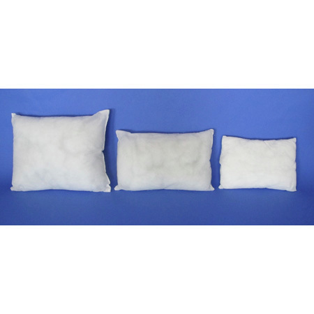 SureFit™ Disposable Fluid Resistant Pillow, White, 17in x 21in
